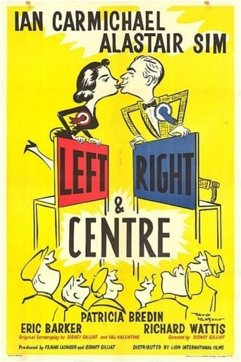 Poster of Left Right and Centre