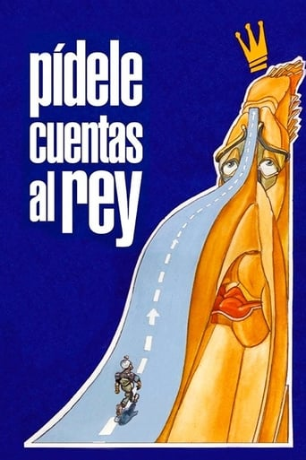 Poster of Pídele cuentas al rey