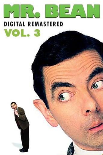 Poster of Mr. Bean Vol. 3