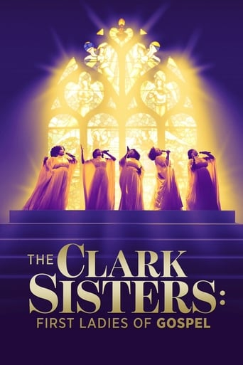 Poster of The Clark Sisters: First Ladies of Gospel