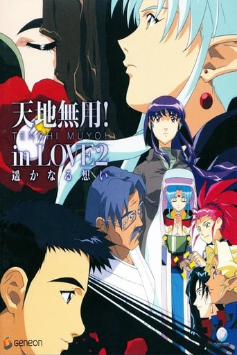 Poster of Tenchi Forever!