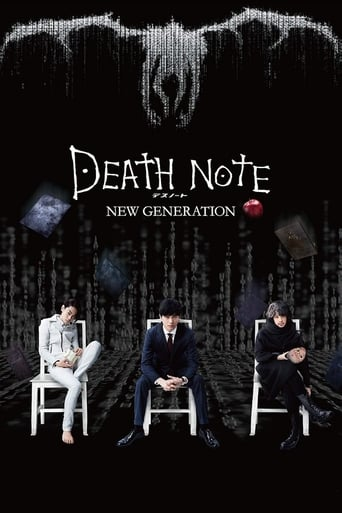 Poster of Death Note: New Generation