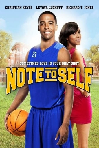 Poster of Note to Self