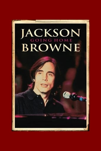 Poster of Jackson Browne: Going Home