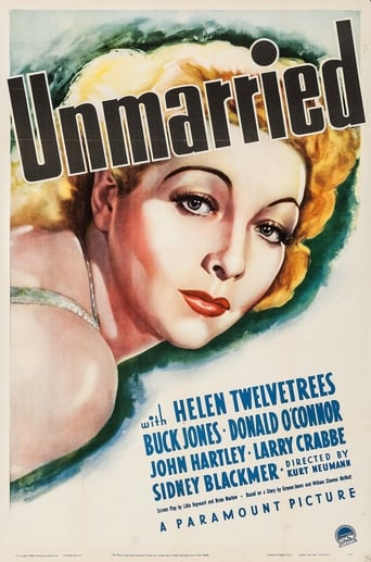 Poster of Unmarried