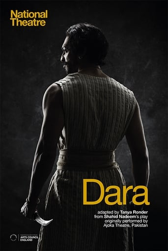 Poster of National Theatre Live: Dara