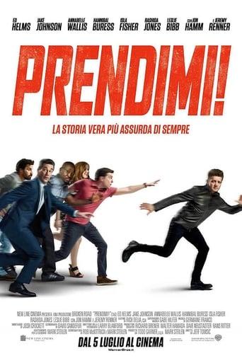 Poster of Prendimi! - La storia vera più assurda di sempre