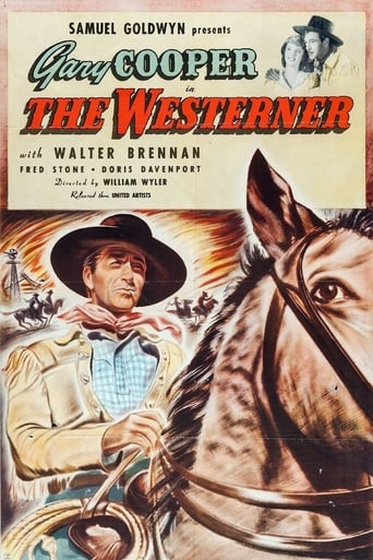 Poster of The Westerner