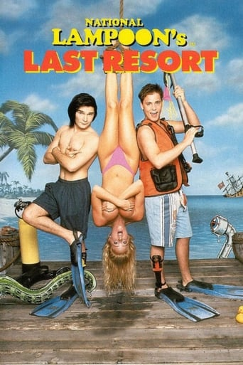 Poster of National Lampoon's Last Resort