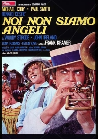 Poster of We Are No Angels