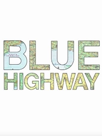 Poster of Blue Highway