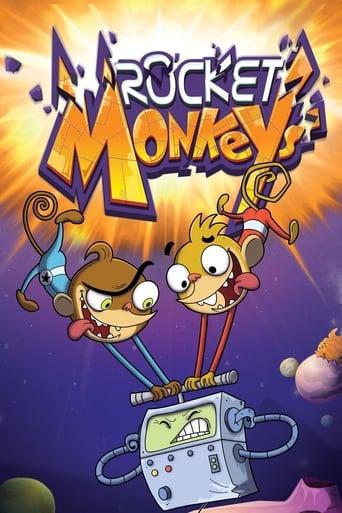 Poster of Rocket Monkeys