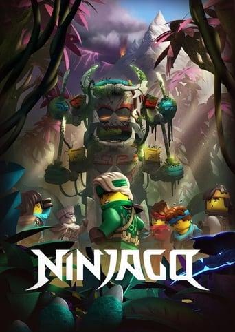 Poster of Ninjago: The Island