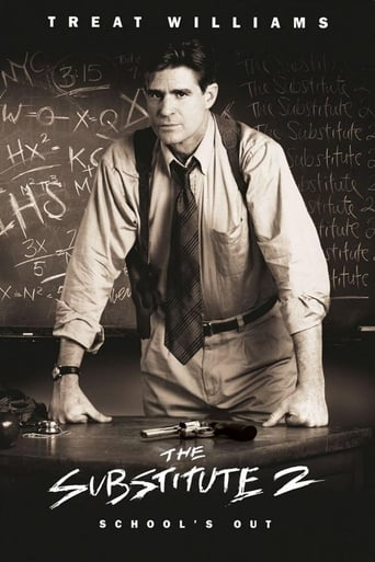 Poster of The Substitute 2: School's Out