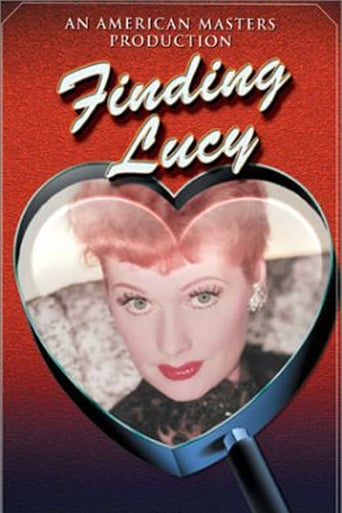 Poster of American Masters: Finding Lucy