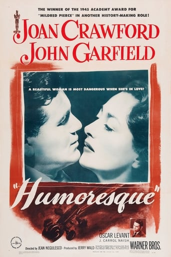 Poster of Humoresque