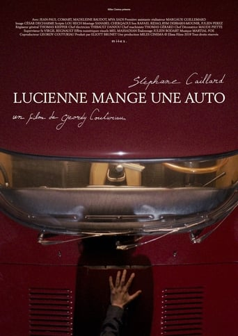 Poster of Lucienne Eats a Car