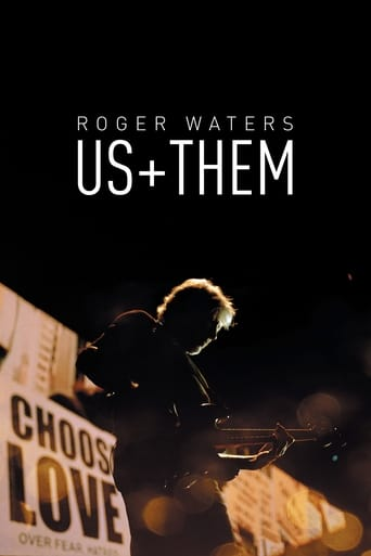 Roger Waters: Us + Them