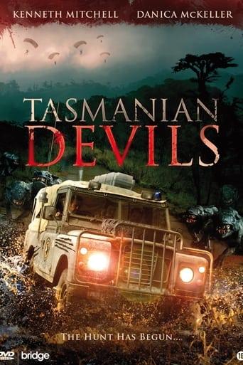 Poster of Tasmanian Devils