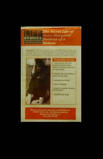 Poster of The Secret Life of Mary Margaret: Portrait of a Bulimic