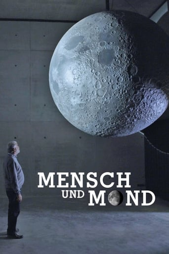 Poster of Man and the Moon