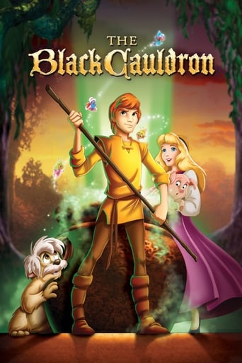 Poster of The Black Cauldron