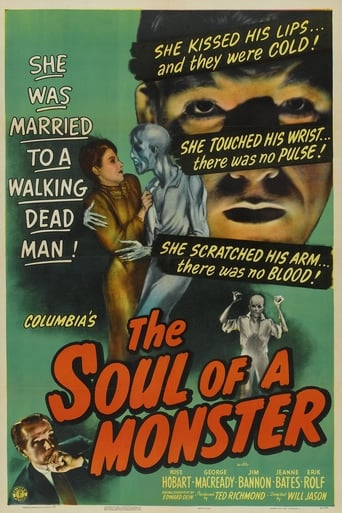Poster of The Soul of a Monster