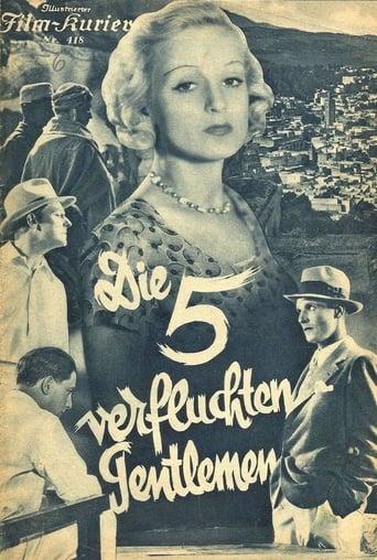 Poster of The Five Accursed Gentlemen