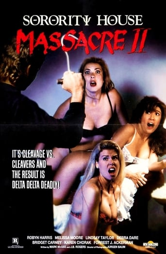 Poster of Sorority House Massacre II