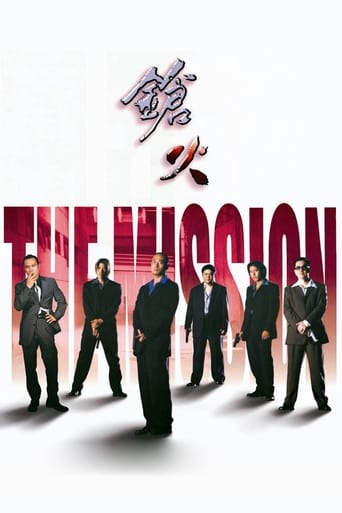 Poster of The Mission