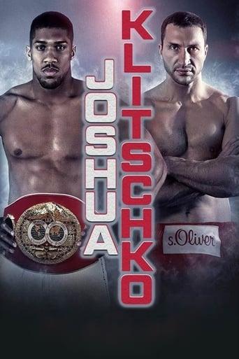 Poster of Anthony Joshua vs. Wladimir Klitschko