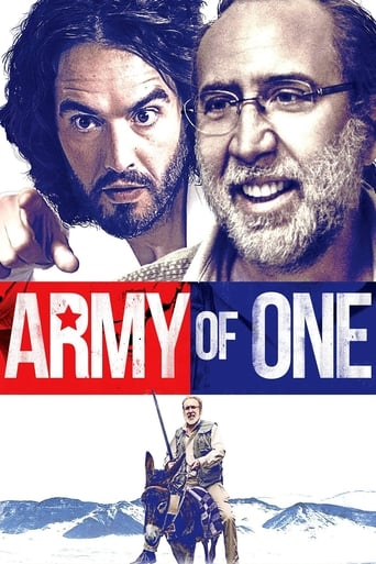 Poster of Army of One