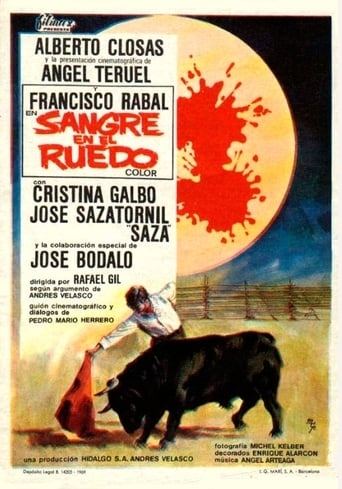 Poster of Sangre en el ruedo