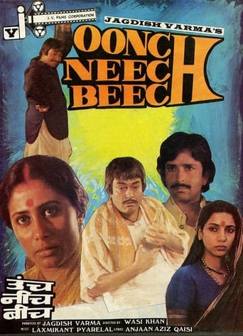 Poster of Oonch Neech Beech