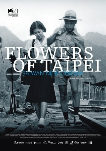 Poster of Flowers of Tapei: Taiwan New Cinema