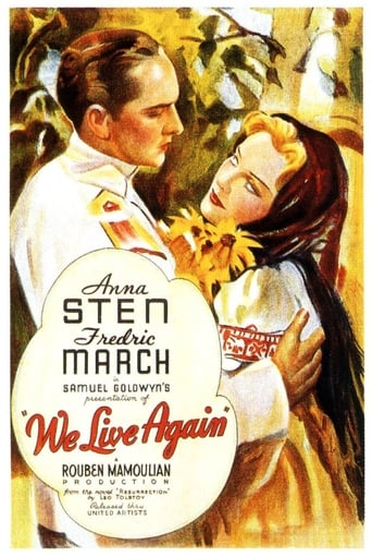 Poster of We Live Again