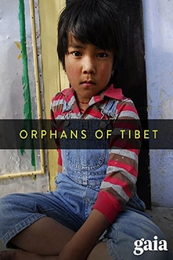 Poster of Orphans of Tibet