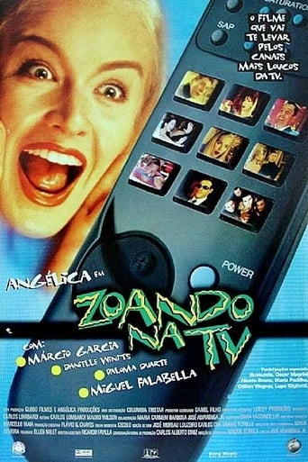 Poster of Zoando na TV