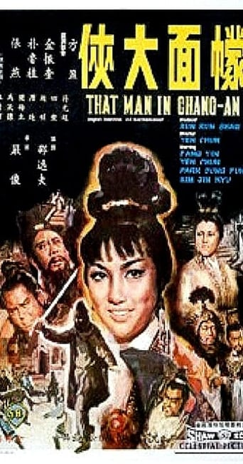 Poster of That Man in Chang-An