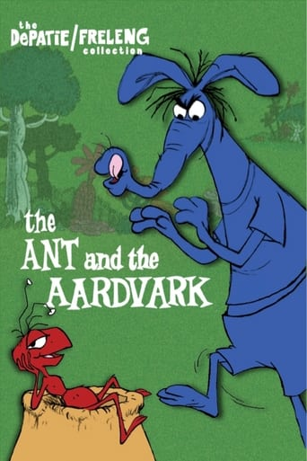 Poster of The Ant and the Aardvark