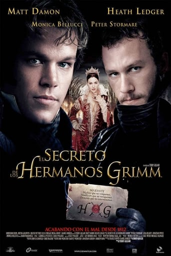 Poster of El secreto de los hermanos Grimm
