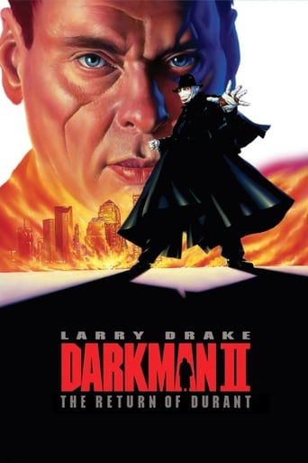 Poster of Darkman II: The Return of Durant