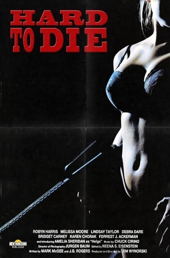 Poster of Hard to Die