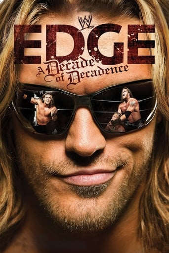 Poster of WWE: Edge: A Decade of Decadence