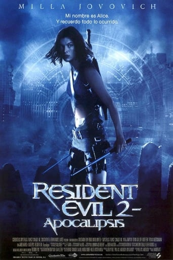 Poster of Resident Evil 2: Apocalipsis