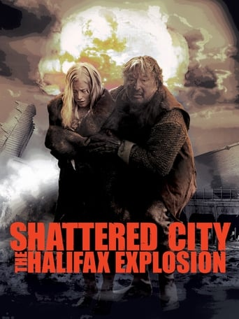 Poster of Shattered City: The Halifax Explosion
