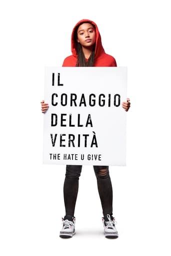 Poster of Il coraggio della verità - The hate u give
