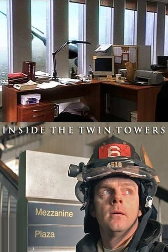9/11: The Twin Towers poster