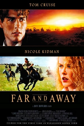 Poster of Far and Away
