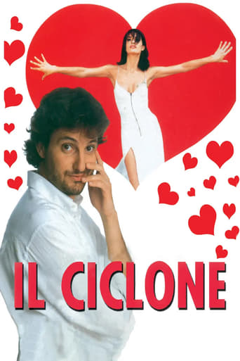 Poster of The Cyclone